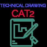 CAT 2 logo BME