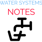 water systems-notes-logo